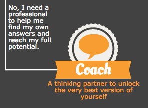 Is coaching what I need?