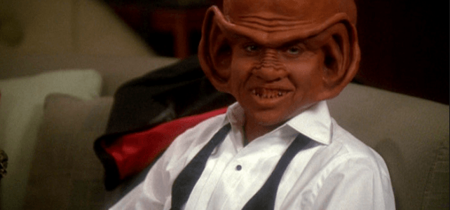 Is finance a Ferengi culture?